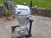 Honda 20hp outboard Excellent condition