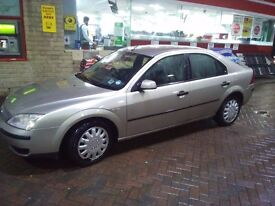 54 Plate Diesel Ford Mondeo TDCI 12 Months MOT Good History
