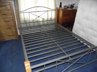 Standard Double Bed Frame. REDUCED!