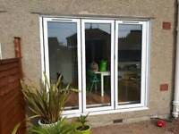 Invision Bi-Fold Doors, 236cm wide x 205cm high