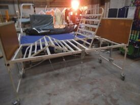 Disability, Motobility Electric Bed/Sidhil Electric Profiling Nursing Bed Freedom