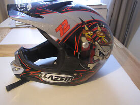 Lazer Motocross helmet, Kids, size XXS, MODEL X-5 JUNIOR