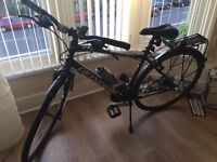 Cannondale Hybrid 6 Quick for sale with all accessories