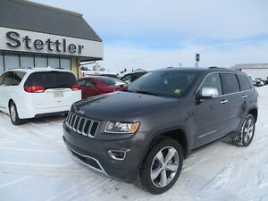 2016 Jeep Grand Cherokee LIMITED NAVIGATION! SUNROOF!