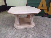 Two small tables excellent condition Delivery Available £10