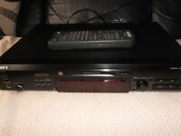 sony minidisc player mds-js520