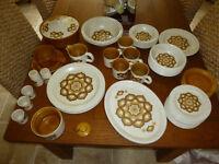 PALISSY KALABAR DINNERWARE SERVICE (PART)