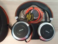 JABRA EVOLVE 80 stereo UC corded headset