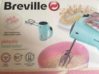 Breville pistachio hand mixer