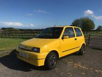 1997 Fiat Cinquecento Sporting 1.1 Very Rare Car