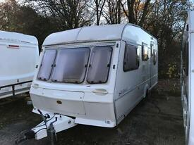 ABBEY STAFFORD 1995 MODEL 5 BERTH