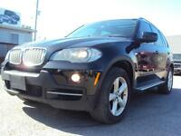2009 BMW X5 DIESEL LEATHER SUNROOF POWER GATE BACK UP