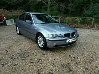 Bmw 318i ***low mileage***