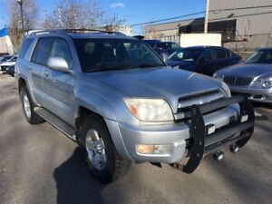 2004 Toyota 4Runner Limited V8