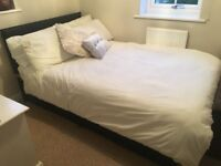 Small double/4ft bed incl. mattress