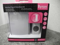Byron Wirefree Plug-In Doorchime Kit