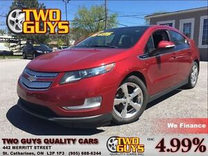 2012 Chevrolet Volt Electric GO GREEN! FULL ELECTRIC MODE!