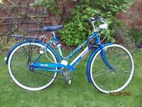 RALEIGH TRAVELLER ONE OF MANY QUALITY BICYCLES FOR SALE