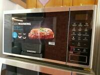 Samsung new microwave fully working good condition
