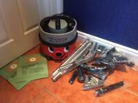 Fully Refurbished Numatic Nuvac (Henry) Hoover Vacuum Cleaner