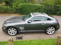 Chrysler, CROSSFIRE, Coupe, 2003, Manual, 3199 (cc), 2 doors