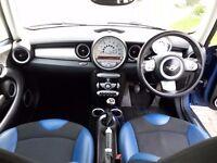 MINI Hatch Hatchback (2007) R56 1.6 Cooper 3dr 12months MOT