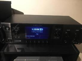 Line 6 helix rack and controller