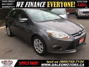 2013 Ford Focus SE | ONLY 75KMS! | LOW PAYMENTS AVAILABLE!