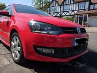 2011 VW Polo 1.2 TDI Great mpg £20 road tax. Low miles. Bluetooth calling fitted. Mot til May 2019