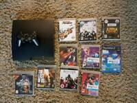 Selling PS3 with games. Last of us, Battlefield 3, Assasins Creed 2