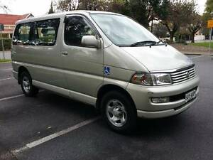 1999 Toyota Hiace Regius Wheelchair Lifter Welcab Auto Marion Marion Area Preview
