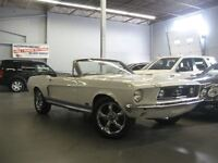 1968 Ford Mustang 4SPEED, 289