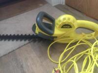 Challenger electric hedge cutter