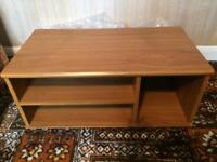 Tv stand with storage, collection only