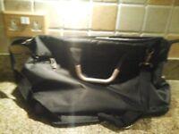 Large IT Black Carry On Bag