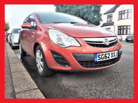 DIESEL -- 2012 Vauxhall Corsa 1.3 CDTi ecoFLEX -- Low 59000 Miles -- Part Exchange Welcome-- CORSA