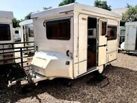Gobur Carousel 10/2S Folding Caravan