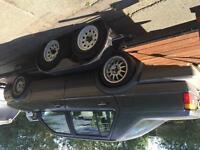 Volkswagen Jetta MK2 with $5,000 mods