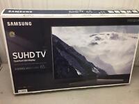 "Samsung 65"" 4K Super UHD smart led tv ue65ks8000"