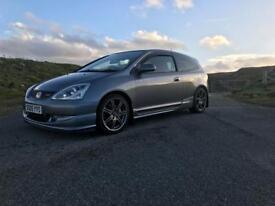 Honda Civic Type-R EP3 Premier Edition
