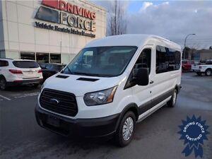 2015 Ford Transit Wagon XL 15 Passenger - T-350 Van, 46,467 KMs