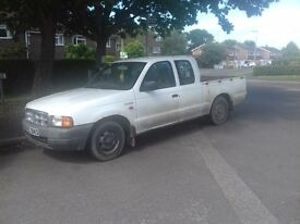 ford ranger king cab export welcome