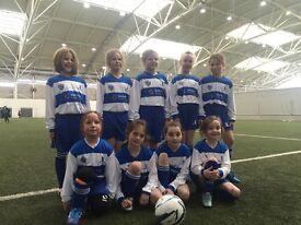 Dyce Girls FC 2007-2009
