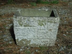 Cast Stone Brick Effect Garden Planter Garden Pot (1129)