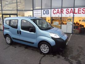 DIESEL !!! 2011 11 CITROEN NEMO 1.4 8V HDI 5D 68 BHP **** GUARANTEED FINANCE **** PART EX WELCOME