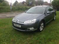 07/08 CITROEN C5 VTR + 2.0 HDi AUTOMATIC 4DR SALOON