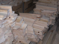 Timber and 9MM plywood off cuts, various sizes.