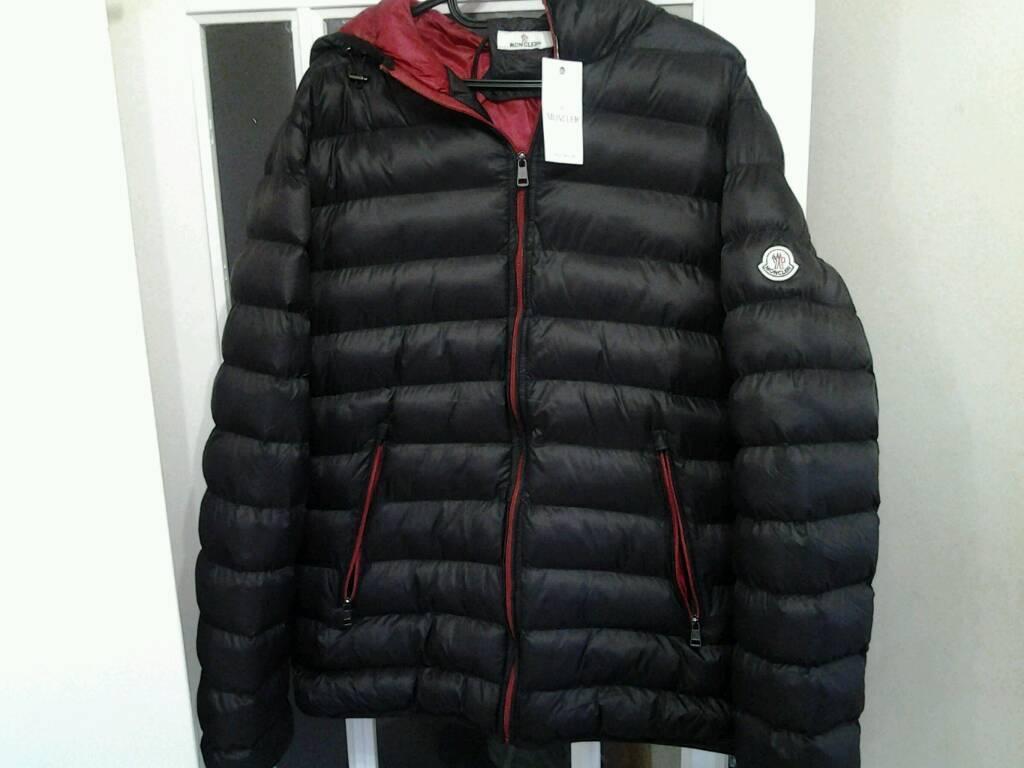 Mens jacket gumtree - New Mens Moncler Jacket In Aberdeen Gumtree