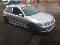 Mg zr 2004 mint condition 1 of cleanest going about
