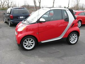 2010 Smart Fortwo Cabriolet Passion